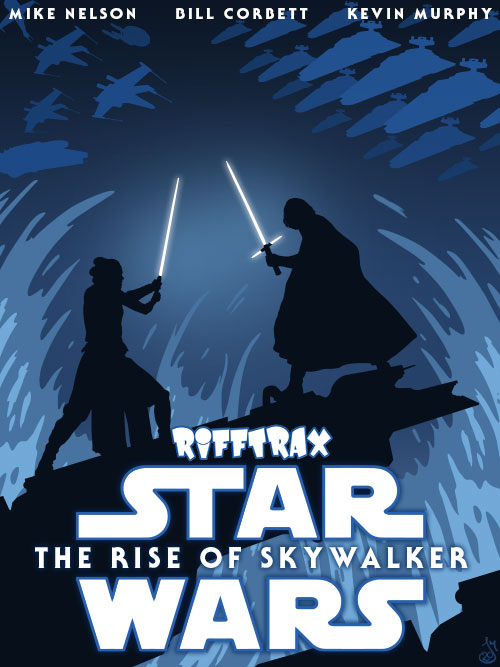 Star Wars Episode Ix The Rise Of Skywalker Rifftrax