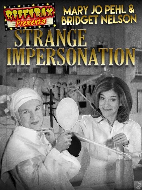[Image: Strange-Impersonation_Poster.jpg]