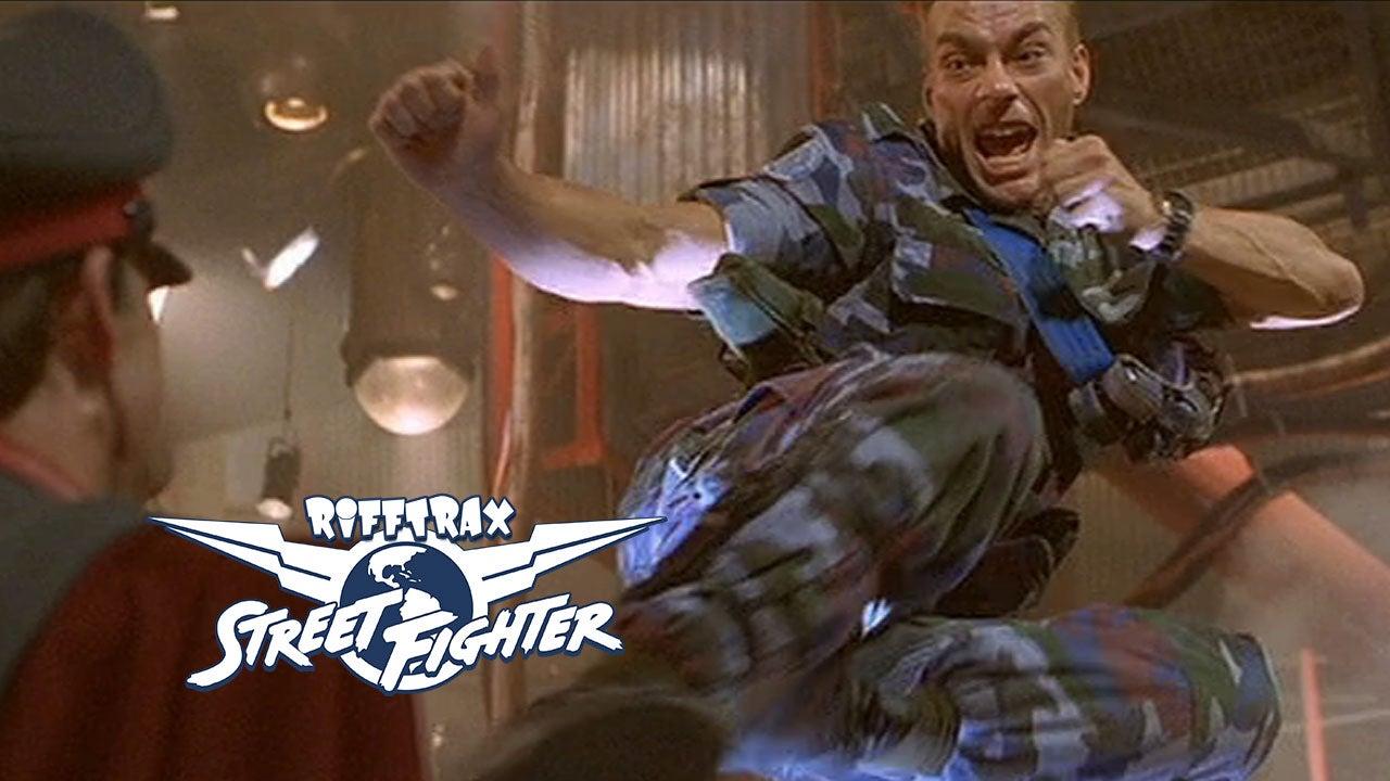 Street Fighter Rifftrax