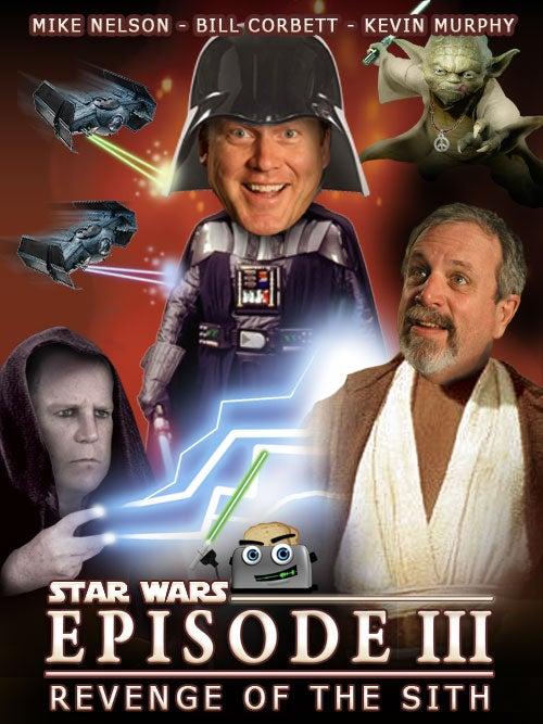 Star Wars Episode III: Revenge of the Sith | RiffTrax