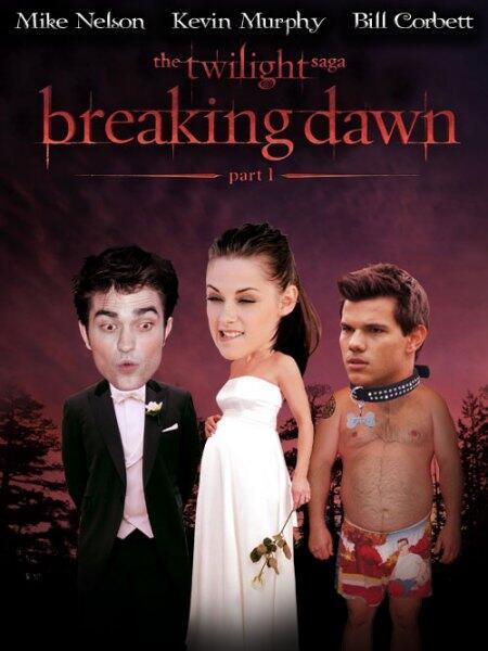 Twilight: New Moon   RiffTrax