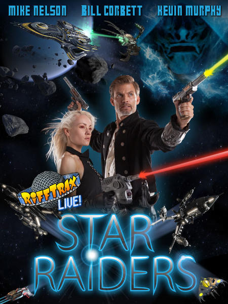 Rifftrax The Mst3k Mystery Science Theater 3000 Stars Today