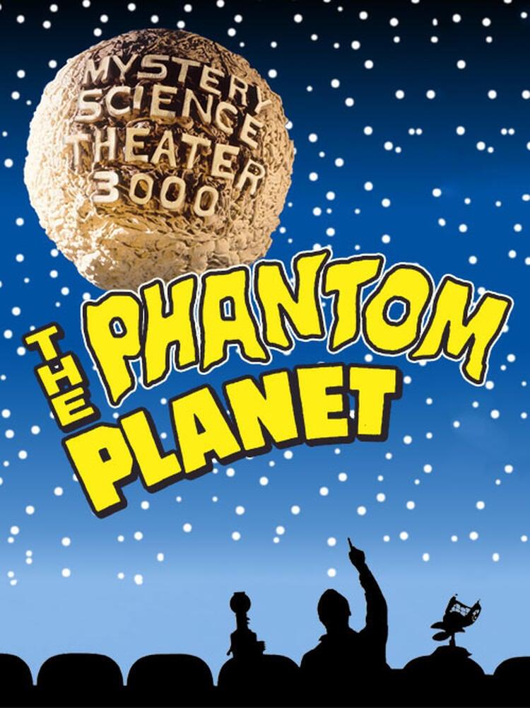 MST3K: The Phantom Planet   RiffTrax