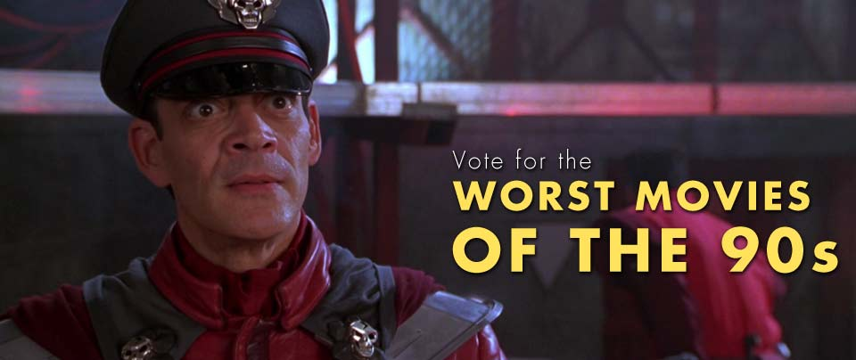 Vote for the Worst Movies of the 90s! | RiffTrax